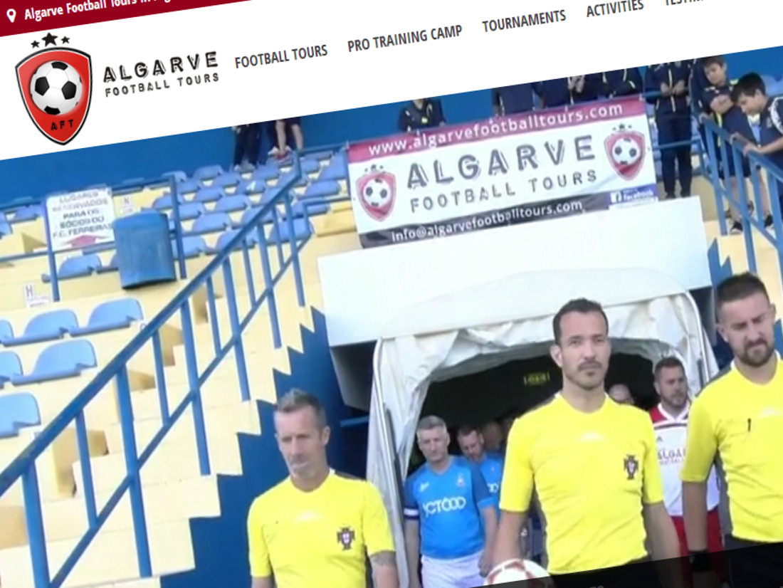 Algarve Football Tours